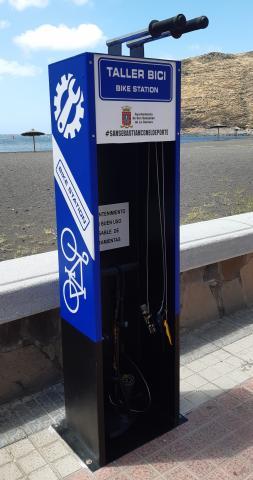 San Sebastián de La Gomera cuenta con tres nuevos talleres de servicio para bicicletas / CanariasNoticias.es