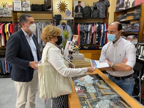 Bono Consumo. Zonas Comerciales Abiertas. PP/ canariasnoticias