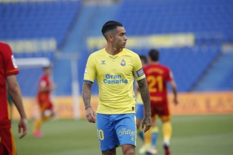 U.D. Las Palmas 0 - Real Zaragoza 2/ canariasnoticias