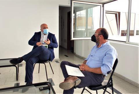 Gesplan propone al Ayuntamiento de Valleseco nuevas vías de trabajo conjunto / CanariasNoticias.es