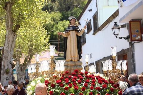Valleseco celebra la festividad de San Vicente Ferrer / CanariasNoticias.es