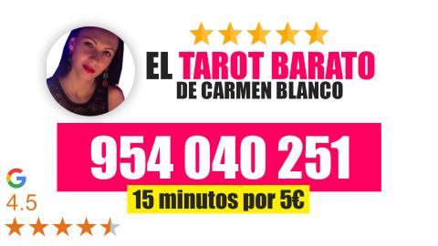 Vidente sin gabinete: Carmen Blanco revoluciona Canarias