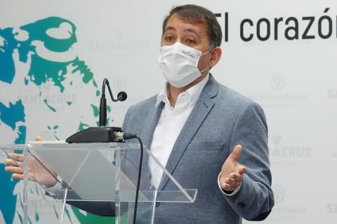 José Manuel Bermúdez, alcalde de Santa Cruz de Tenerife / CanariasNoticias.es