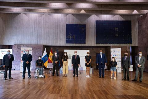 Seis deportistas de Canarias preseleccionados para los Juegos Paralímpicos de Tokio / CanariasNoticias.es