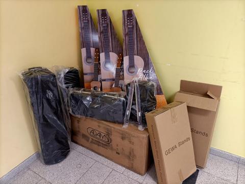 Valleseco. Escuelas de Música/ canariasnoticias