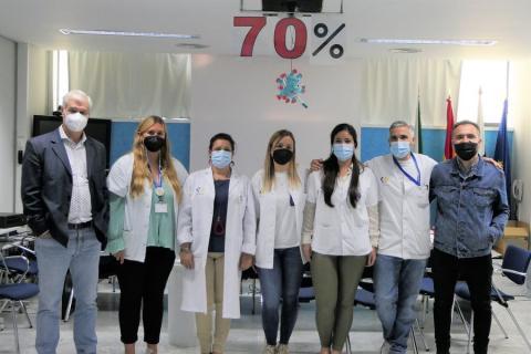 El Hierro bate récord con un 70,1% de vacunación contra la Covid-19 / CanariasNoticias.es