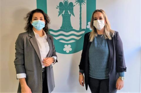 Sara Pérez y Susana Machín/ canariasnoticias