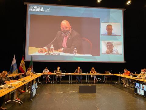 Pleno del Cabildo de Fuerteventura / CanariasNoticias.es