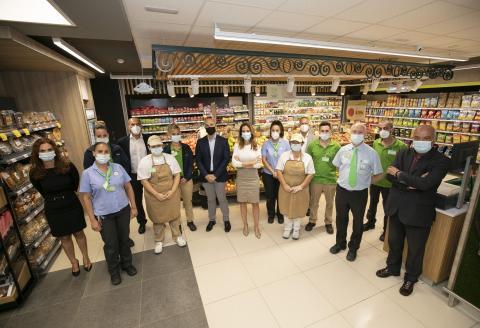 HiperDino en el Centro Comercial de Tafira (Gran Canaria) / CanariasNoticias.es