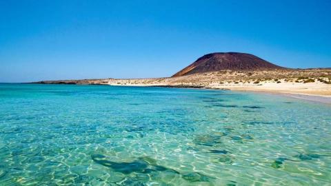 La Graciosa. Lanzarote