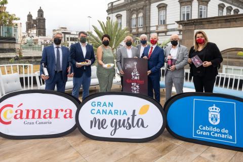La Zona Comercial de Triana se embriaga de vinos de Gran Canaria/ canariasnoticias