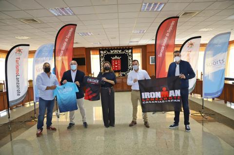 Presentación del Ironman Lanzarote / CanariasNoticias.es