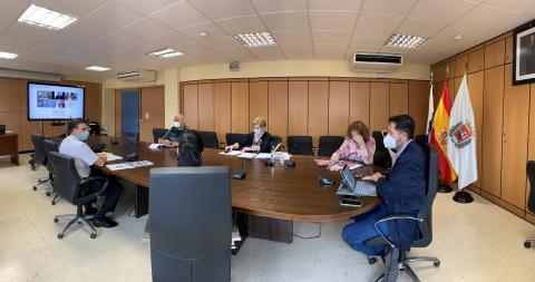 Junta Local de Seguridad de Las Palmas de Gran Canaria