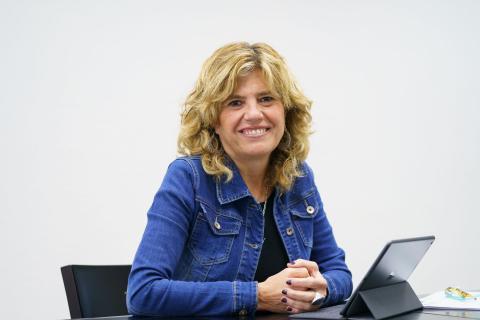 María José Belda, portavoz de Sí Podemos Canarias en el Cabildo de Tenerife / CanariasNoticias.es