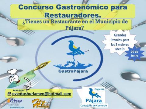 Certamen Gastronómico 'GastroPájara' (Fuerteventura) / CanariasNoticias.es