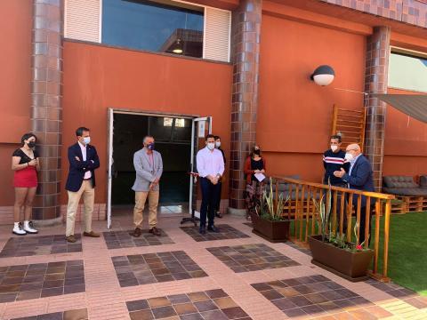 Telde impulsa una ecoaula en el IES El Calero / CanariasNoticias.es
