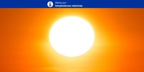 Alerta por Temperaturas Máximas en Gran Canaria / CanariasNoticias.es
