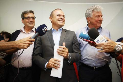 Grupo de gobierno de Las Palmas de Gran Canaria (PSOE, Podemos y Nueva Canarias) / CanariasNoticias.es