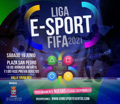 Liga E-Sport. Valle Gran Rey/ canariasnoticias