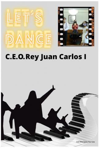 "Corto ""Let's dance! ¡a bailar!"""