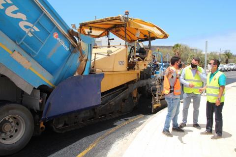 Yaiza mejorará la infraestructuras viarias del municipio / CanariasNoticias.es