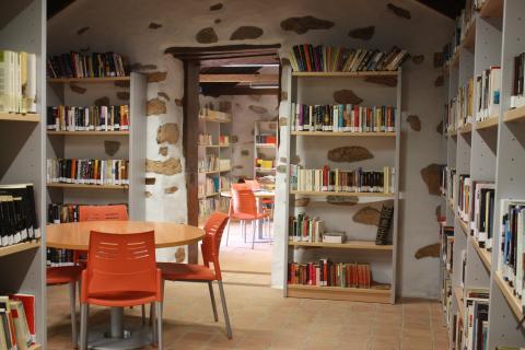 Biblioteca Municipal de Antigua (Fuerteventura) / CanariasNoticias.es