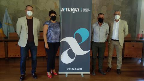 La Zona Industrial de Arinaga renueva su imagen corporativa / CanariasNoticias.es