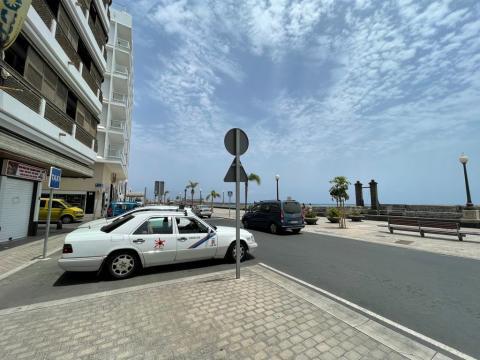 Taxis de Arrecife (Lanzarote) / CanariasNoticias.es