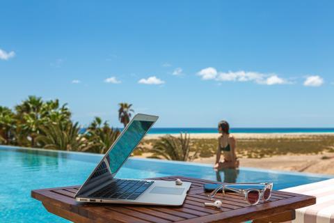 "Canarias, destino de ""remote workers"""