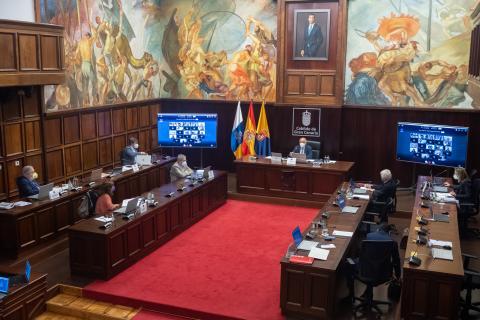 Debate sobre el Estado de la Isla de Gran Canaria / CanariasNoticias.es