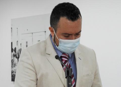 Domingo Curbelo, concejal del Ayuntamiento de Puerto del Rosario / CanariasNoticias.es