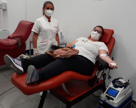 Donantes de sangre del ICHH / CanariasNoticias.es