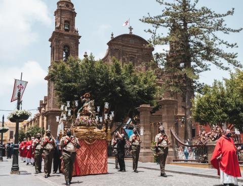 Día grande en honor a Santiago de los Caballeros en Gáldar / CanariasNoticias.es