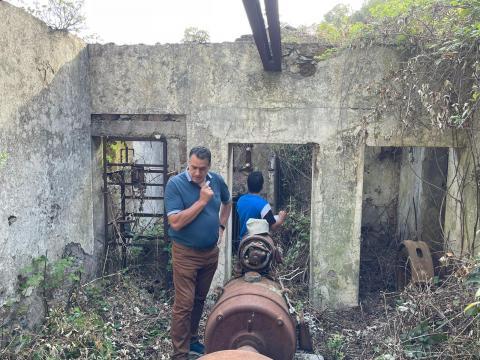 Central hidroeléctrica de Monforte en Hermigua (La Gomera) / CanariasNoticias.es