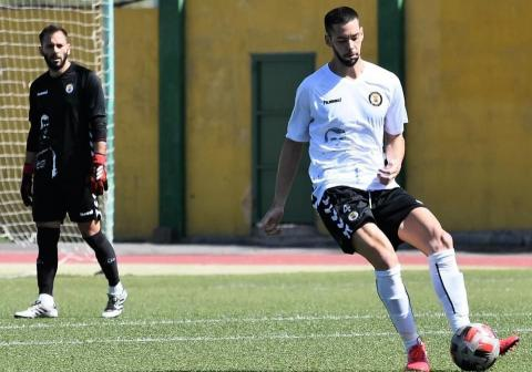 José Ascanio, jugador del Unión Viera