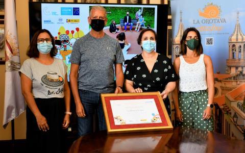 La Orotava es reconocida 'Ciudad Amiga de la Infancia' / CanariasNoticias.es
