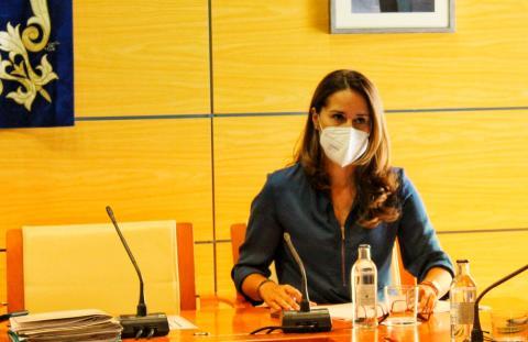 Lola García, consejera de Promoción Económica del Cabildo de Fuerteventura / CanariasNoticias.es