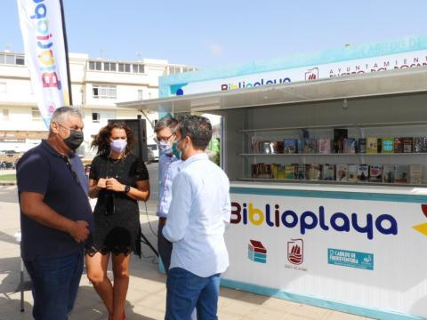 Biblioplaya de Puerto del Rosario (Fuerteventura) / CanariasNoticias.es