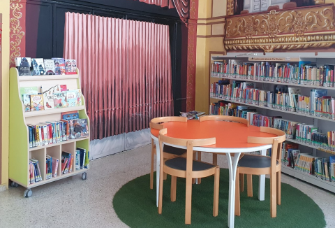 'Club de Lectura', de la Biblioteca Municipal de Puerto del Rosario / CanariasNoticias.es