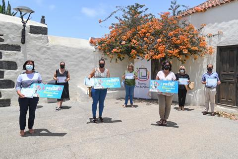Concurso de Escaparatismo de Verano de San Bartolomé (Lanzarote) / CanariasNoticias.es