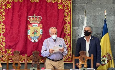 Reconocimiento al que fuese Juez de Paz de San Miguel, Francisco Tejera Acevedo / CanariasNoticias.es