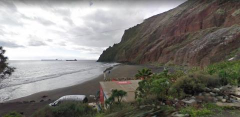 Quiosco de la playa de Las Gaviotas en Santa Cruz de Tenerife / CanariasNoticias.es