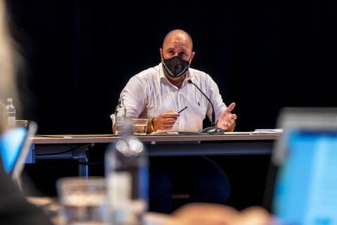 Sergio Lloret, presidente del Cabildo de Fuerteventura / CanariasNoticias.es