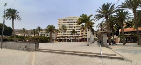 Plaza de Las Américas de San Sebastián de La Gomera / CanariasNoticias.es