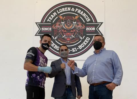 Inauguración del Centro para Kick Boxing de Tacoronte (Tenerife) / CanariasNoticias.es