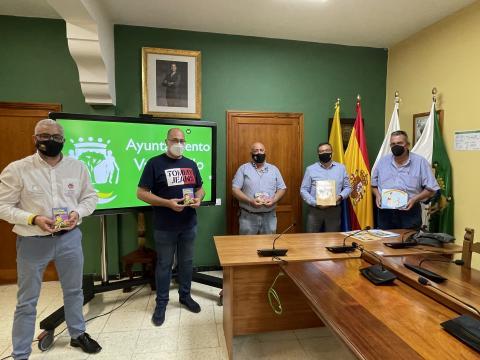 El Ayuntamiento de Valsequillo recibe a la Federación de Lucha de Gran Canaria / CanariasNoticias.es