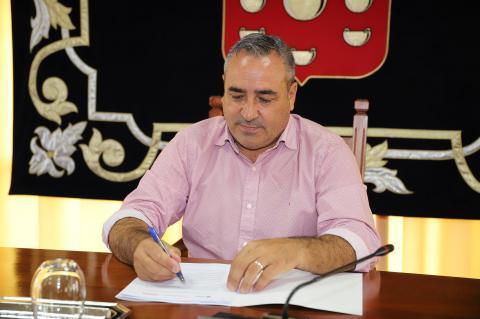 Ángel Vázquez, consejero de Promoción Turística del Cabildo de Lanzarote / CanariasNoticias.es