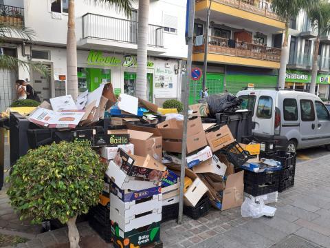 Campaña de #fotosdenuncia en Arona (Tenerife) / CanariasNoticias.es