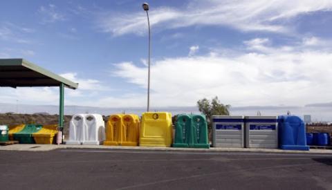 Punto Limpio de Arrecife (Lanzarote) / CanariasNoticias.es
