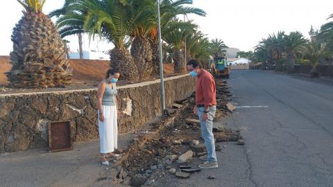 Red de Aguas. Triquivijate. Fuerteventura/ canariasnoticias